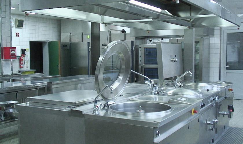 饭堂内须要哪些厨房设备及用品