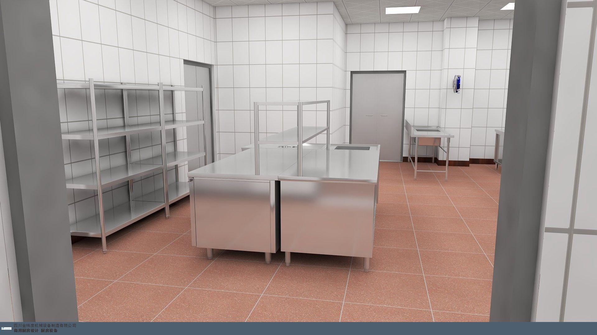 开一家酒店须要用到的哪些厨房设备?