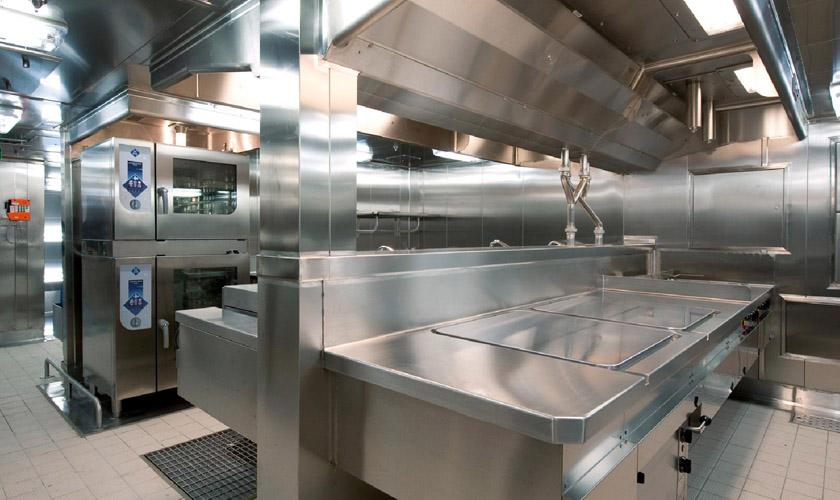 酒店厨房工程设计重心及提防事项