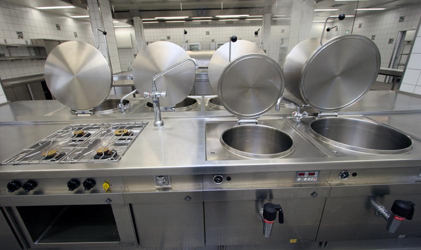 工场食堂厨房设备清单
