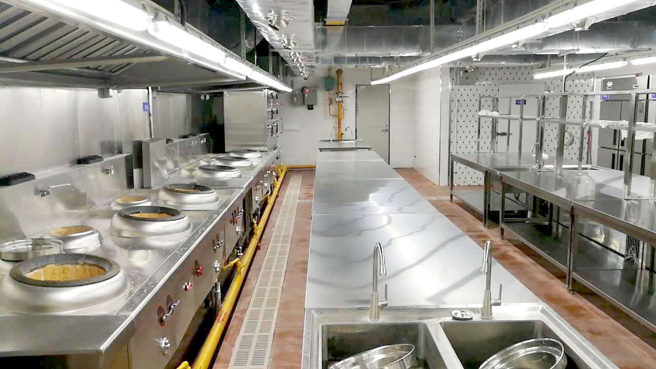 酒店厨房防水工程如何设计
