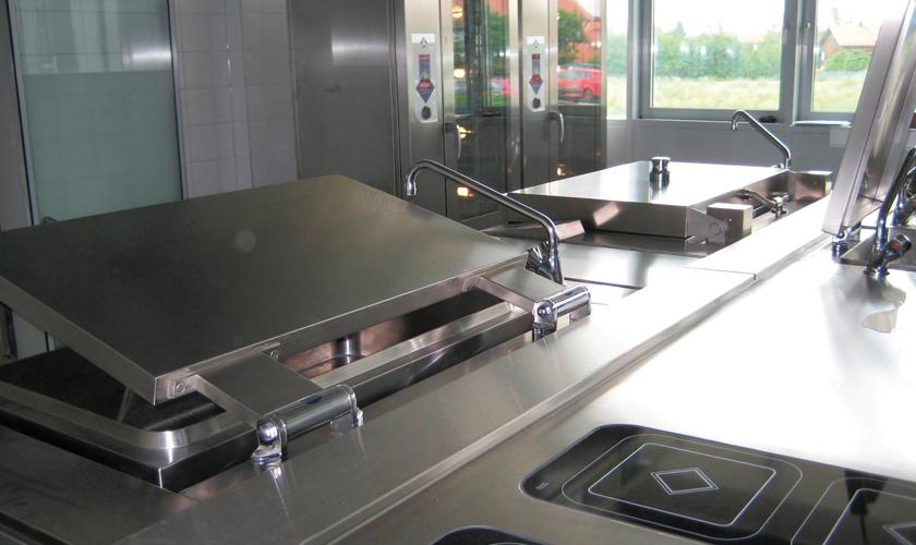 商用厨房工程设计重心以及提防事项?
