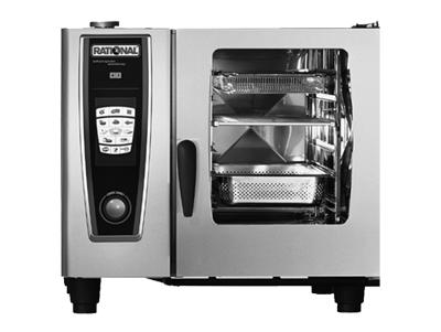 SCC61型万能蒸烤箱