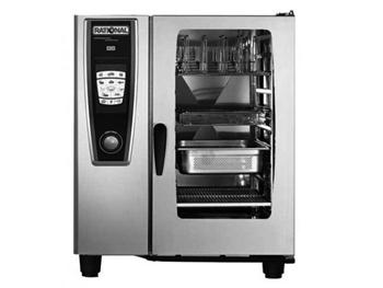 SCC101型万能蒸烤箱