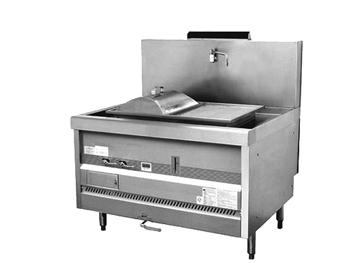 ERS-2C环保肠粉蒸炉