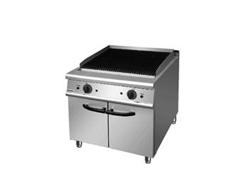 ZH-TH连柜座电烧烤炉
