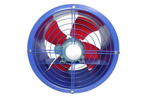 低噪音抽排风机